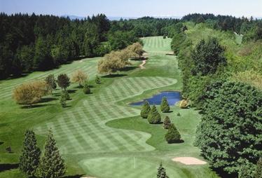 UBC's golf course