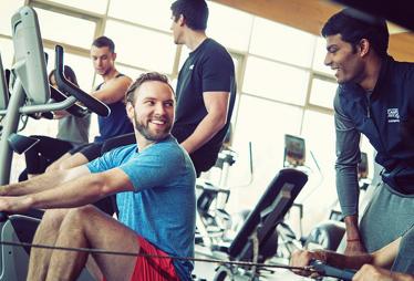 Hangar Fitness and Wellness Centre