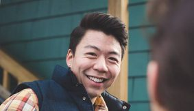 Kai Okazaki UBC student sustainability faces of today