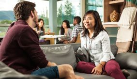 UBC Stories, Okanagan, Collegium, Student Experience