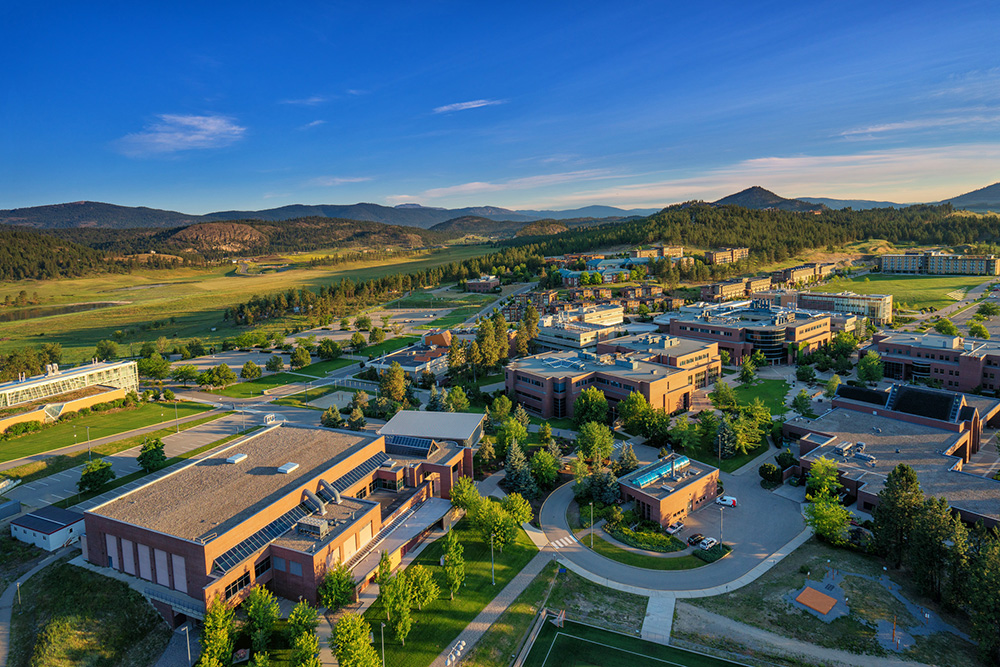 campus tours, ubc okanagan