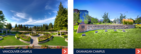 ubc, virtual, tour, Vancouver, Okanagan, campus, visit