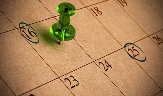 dates, deadlines, important, schedule,