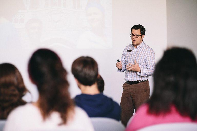 UBC school visits, UBC recruiters