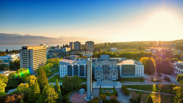 Take a virtual tour of UBC's campuses