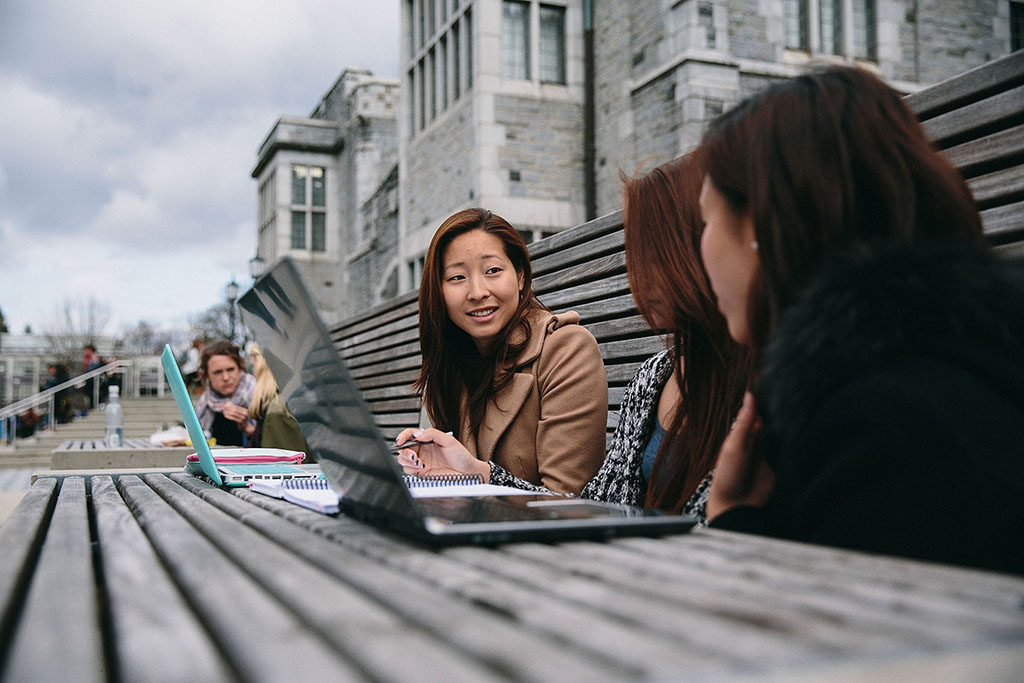 Apply to UBC by December 1 to be considered for a Major Entrance Scholarship