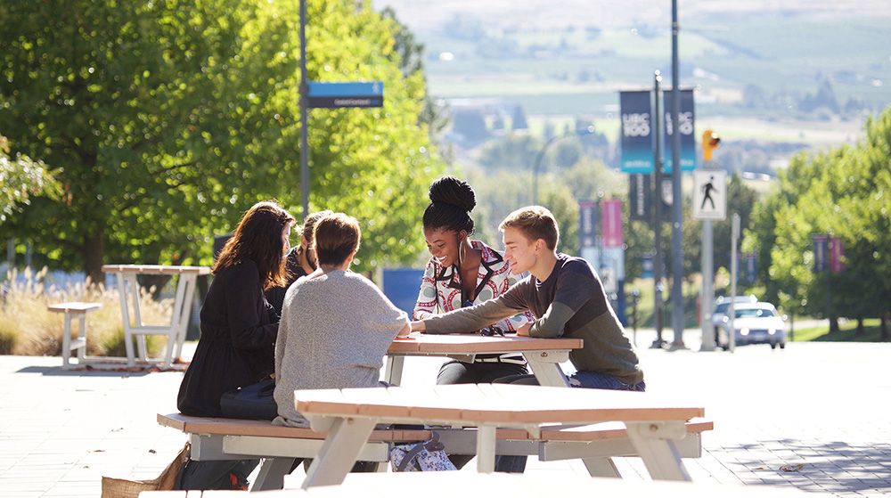 ubc okanagan, school tours, group tours