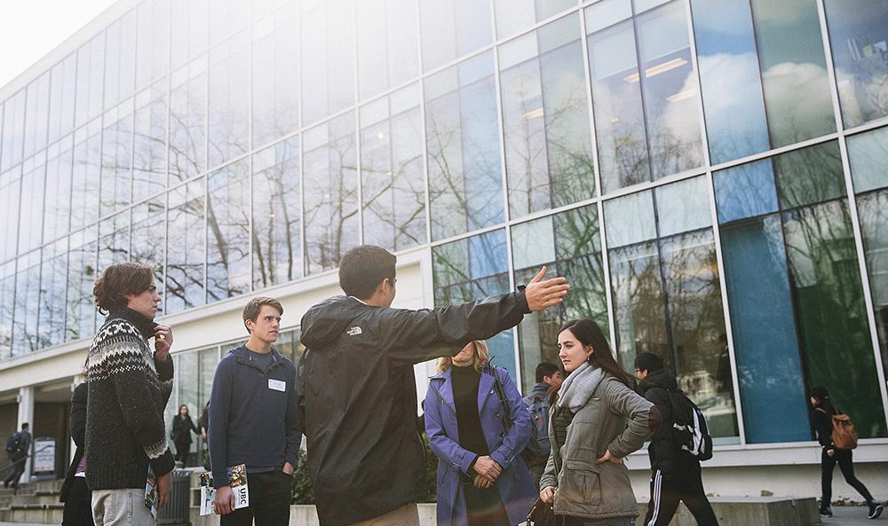 ubc vancouver, campus tour