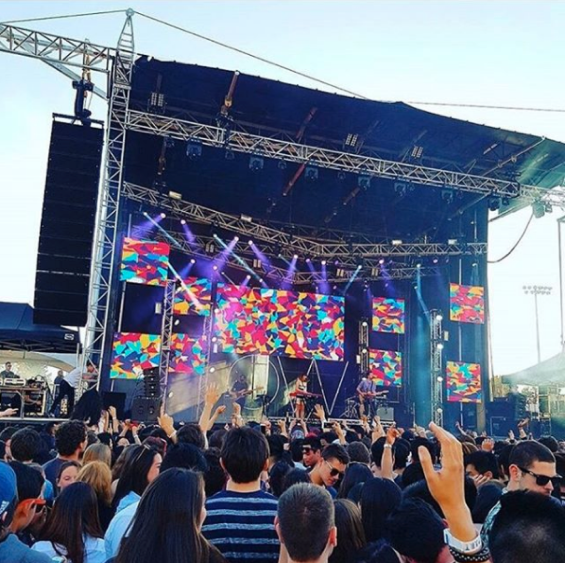A flashback to the last day of classes at Vancouver's campus. The @ams_ubc threw an amazing Block Party with special guests Oh Wonder, Vince Staples, Lido, and more. : @macguru96