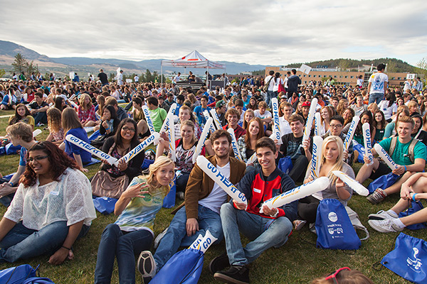 Okanagan campus orientation: what you need to know