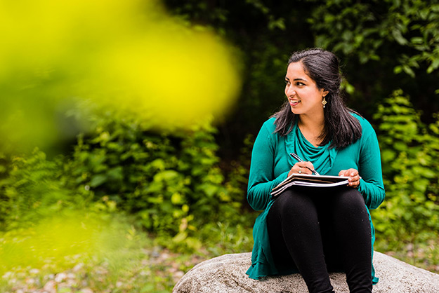UBC Story: Emmy Chahal