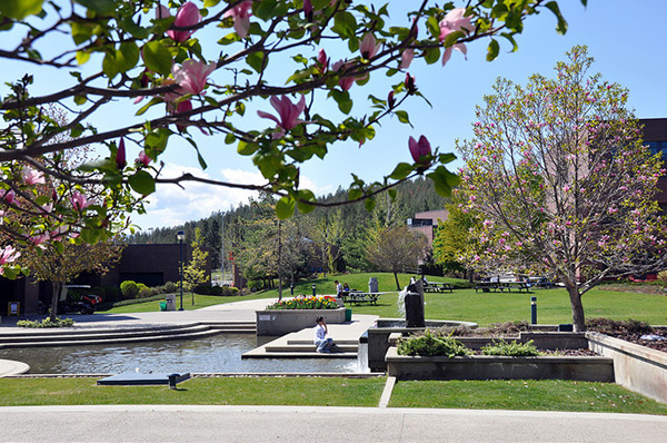 Why we love the Okanagan campus