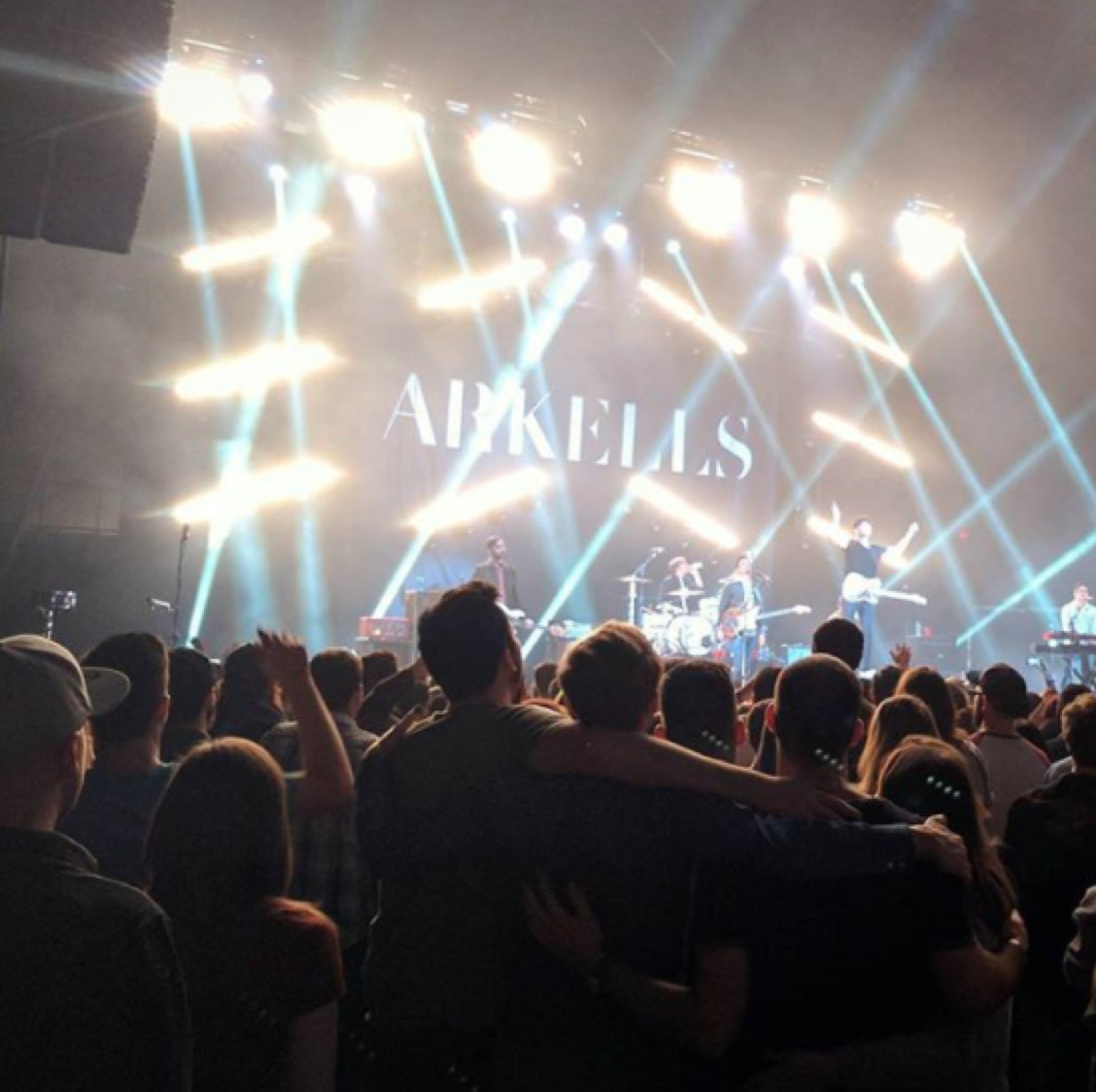 Thanks again, @arkellsmusic for coming back to the west coast! #arkells #canadianmade #youdontputbabyinacorner #indie #rockandroll #favouritethings #concerts #ubc #vancouverlife By @atomadam90