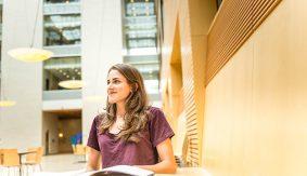 Katherine Tourigny, UBC Psychology, UBC Track and Field