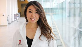 Lily Takeuchi, UBC medical laboratory science