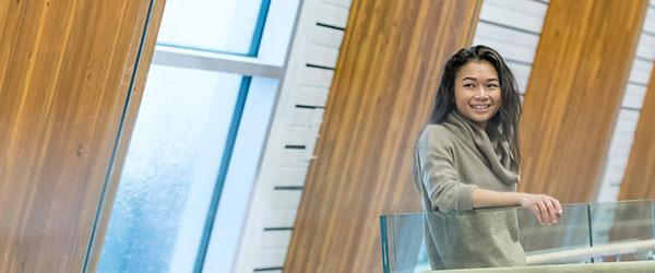UBC student Thao Atkinson