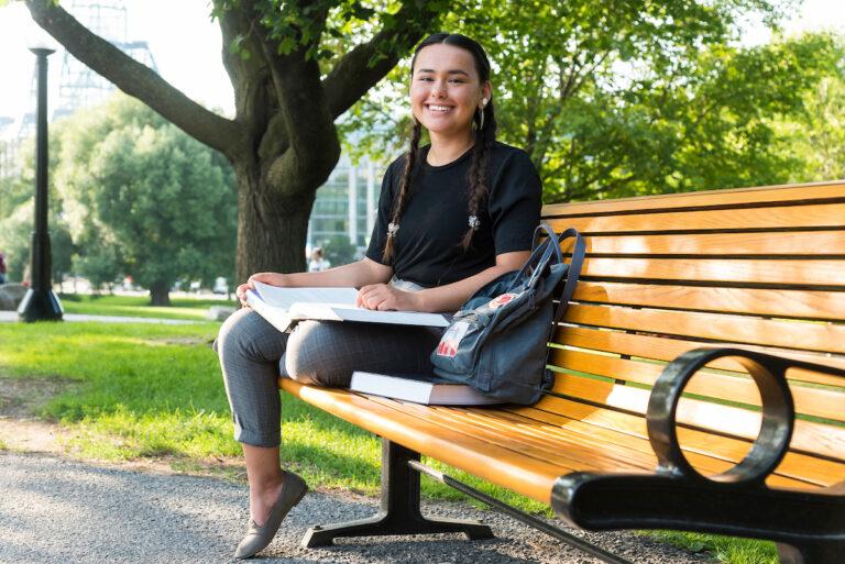 Student Story Sila Rogan