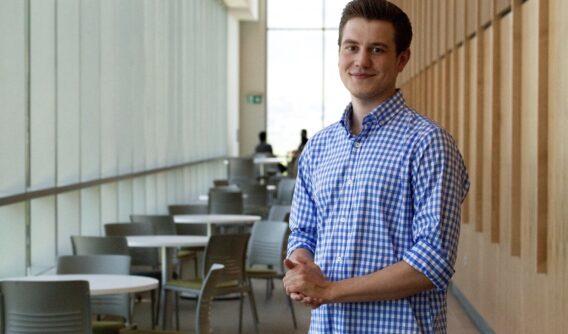 Zachary Bingley UBC Student Story