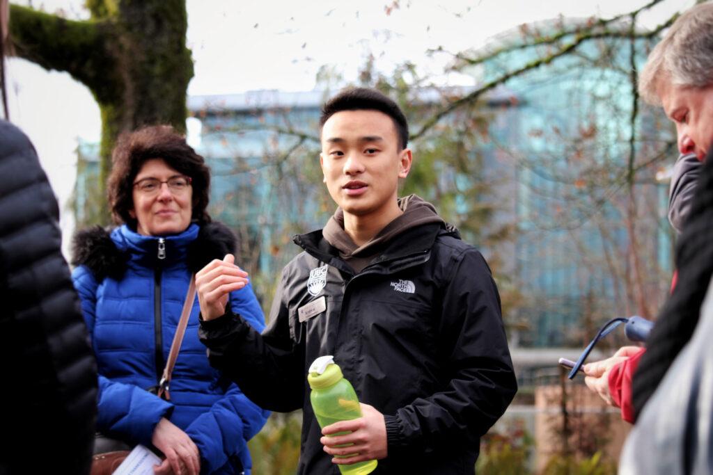UBC Vancouver campus tour
