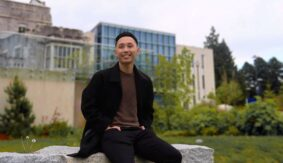 UBC Student Story Curtis Huang