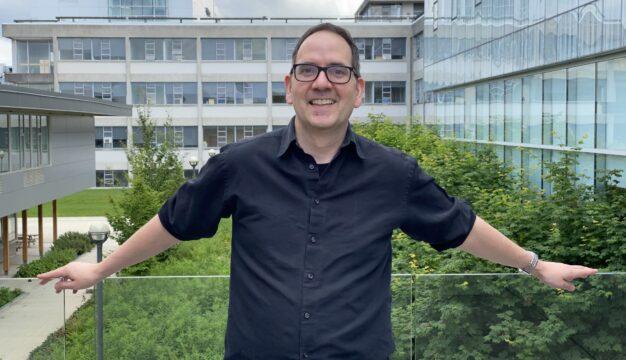 Meet your first-year profs: Dr Peter Ostafichuk
