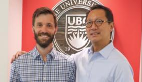 Dr Jonathan Otto UBC Story