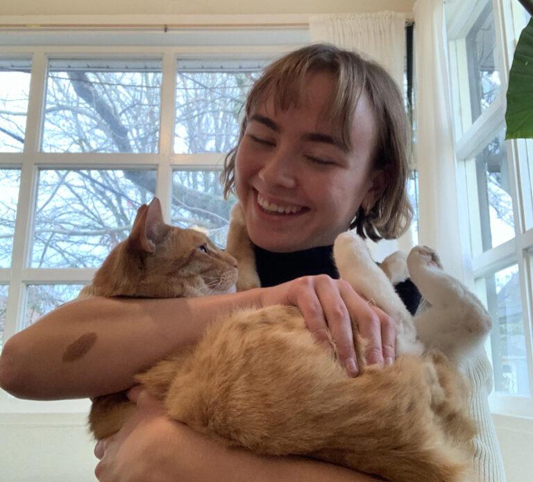 Bryna Turk Applied Animal Biology Story